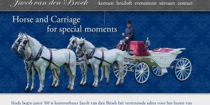 vernieuwde website www.koetsen.nl